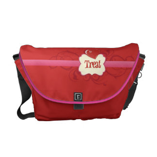 Treat! Messenger Bag