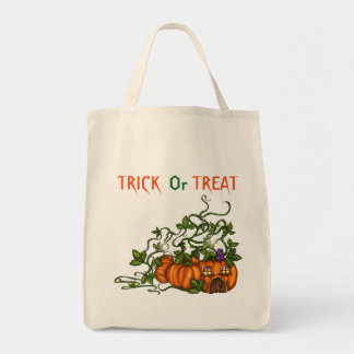 Treat or Treat Tote Bag