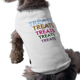 Treats! Dog Shirt