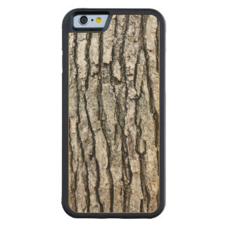 Tree Bark Carved Maple iPhone 6 Bumper Case