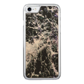 Tree Bark Negative Photo Carved iPhone 8/7 Case