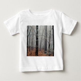 Tree Forest Frost Edwin Nashville Baby T-Shirt