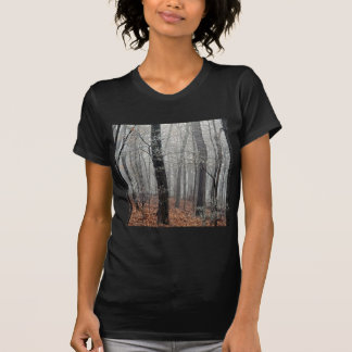 Tree Forest Frost Edwin Nashville T-Shirt