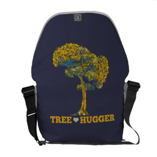 Tree Hugger Commuter Bag