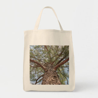 Tree Hugger, Green Grocery Tote