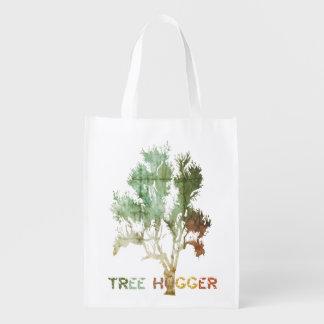 Tree Hugger Reusable Bag