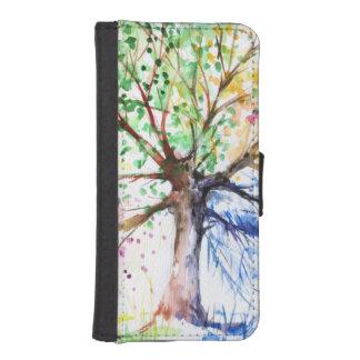 Tree iPhone SE/5/5s Wallet Case