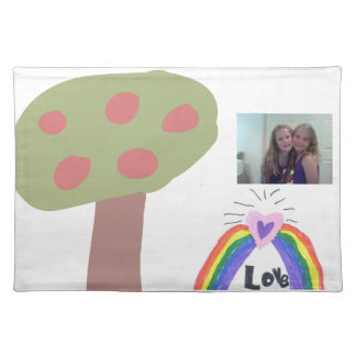 tree love placemat