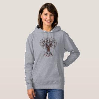 Tree nordiga hoodie