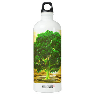 Tree of Life Peace Water Bottle