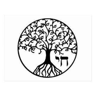 Tree of Life with CHAI Postcard
