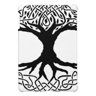 Tree of Life Yggdrasil Norse wicca mythology iPad Mini Case
