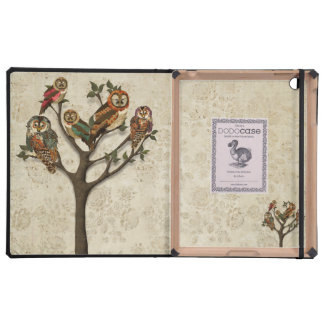 Tree of Owls Case Cases For iPad