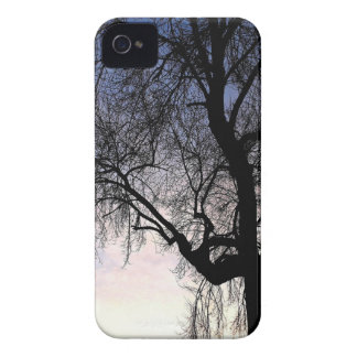 Tree Sky Sunset iPhone 4 Covers