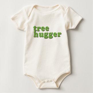 Treehugger Baby Bodysuit