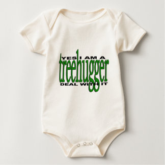 Treehugger Pride Baby Bodysuit