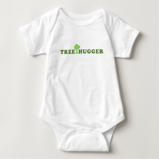 Treehugger with Tree Baby Bodysuit