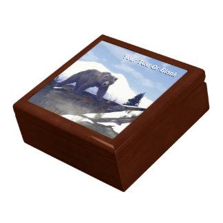 Treeline Grizzly Gift Box
