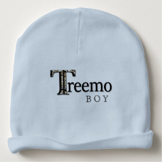 Treemo Gear Baby Boy Front/Back Reversible Beanie Baby Beanie