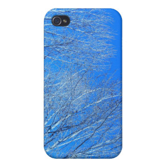 Trees & Bright Sky - iPhone 4 Case