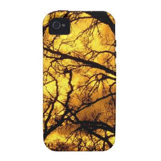 Trees Devils Sky Mount Diablo iPhone 4 Cover