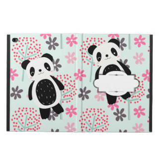 Trees, Flowers, and Panda Bears Powis iPad Air 2 Case