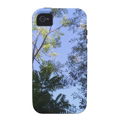 Trees In The Sky Vibe iPhone 4 Cases