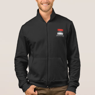 Trek Store Cincinnati Cycling Team zip-up fleece Jacket