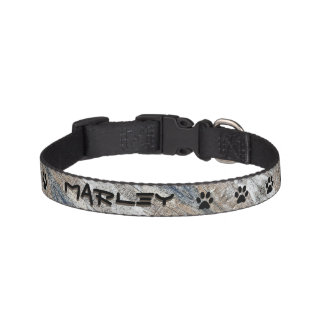 Tremo Fallen Sentinel Personalized Dog Collar