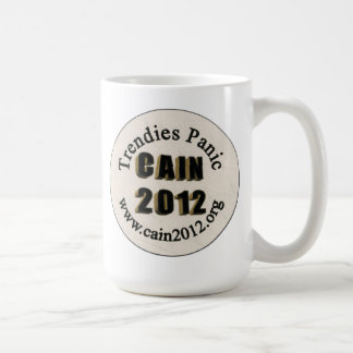 Trendies Panic Coffee Mug