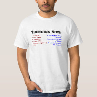 Trending Spirituality... t-shirt