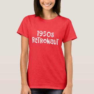 Trendy 1950s Retronaut T-Shirt