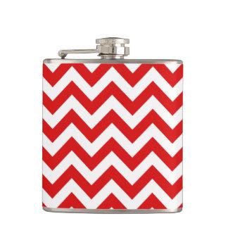 Trendy Chevron Flask