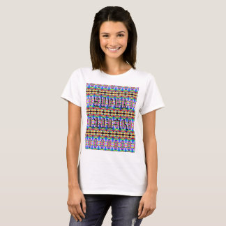 Trendy Designer Super Crafty T/Shirt T-Shirt