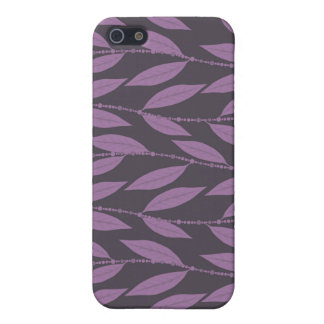 Trendy Floral Decor  Cover For iPhone 5/5S