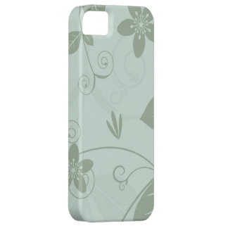 Trendy Floral Decor  iPhone 5 Case Mate