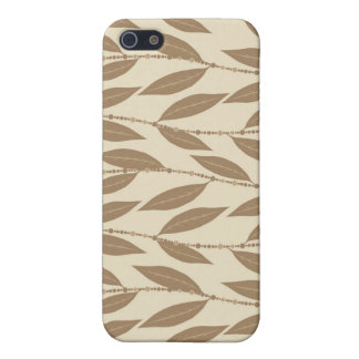 Trendy Floral Decor  iPhone 5 Cover