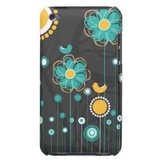 Trendy Floral Decor  iPod Case-Mate Case