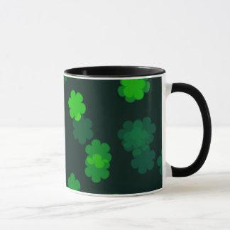 Trendy Floral Mug