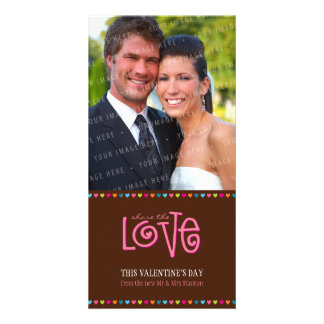 TRENDY LOVE PHOTOCARD :: LOVELETTERS 4P PICTURE CARD