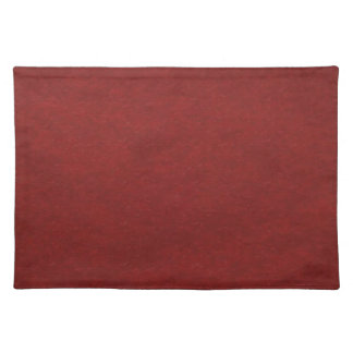 Trendy Placemat red Merlot