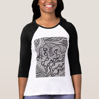 Trendy Print T-Shirt