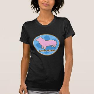 Trendy Swedish Vallhund T-Shirt