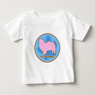 Trendy Tibetan Spaniel Baby T-Shirt