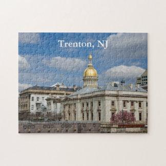 Trenton State Capitol Puzzle
