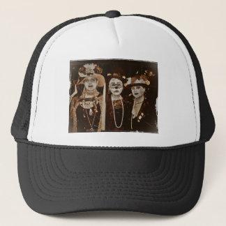 Tres Amigas Trucker Hat