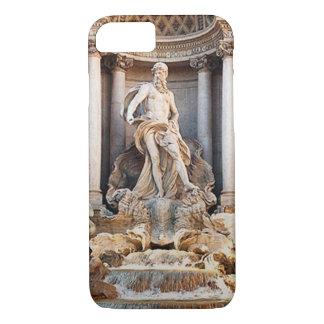 Trevi Fountain iPhone 7 Slim Case