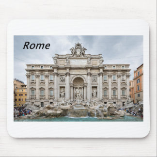 Trevi-Fountain,-Rome,-Angie.JPG Mouse Pad