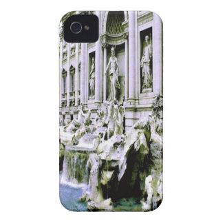 Trevi Fountain Rome iPhone 4 Case-Mate Case