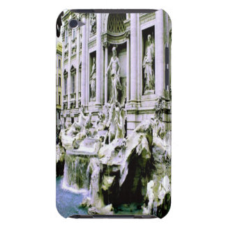 Trevi Fountain Rome iPod Touch Case-Mate Case